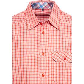 axant Alps Camisa de Viaje Agion Active Hombre, red check